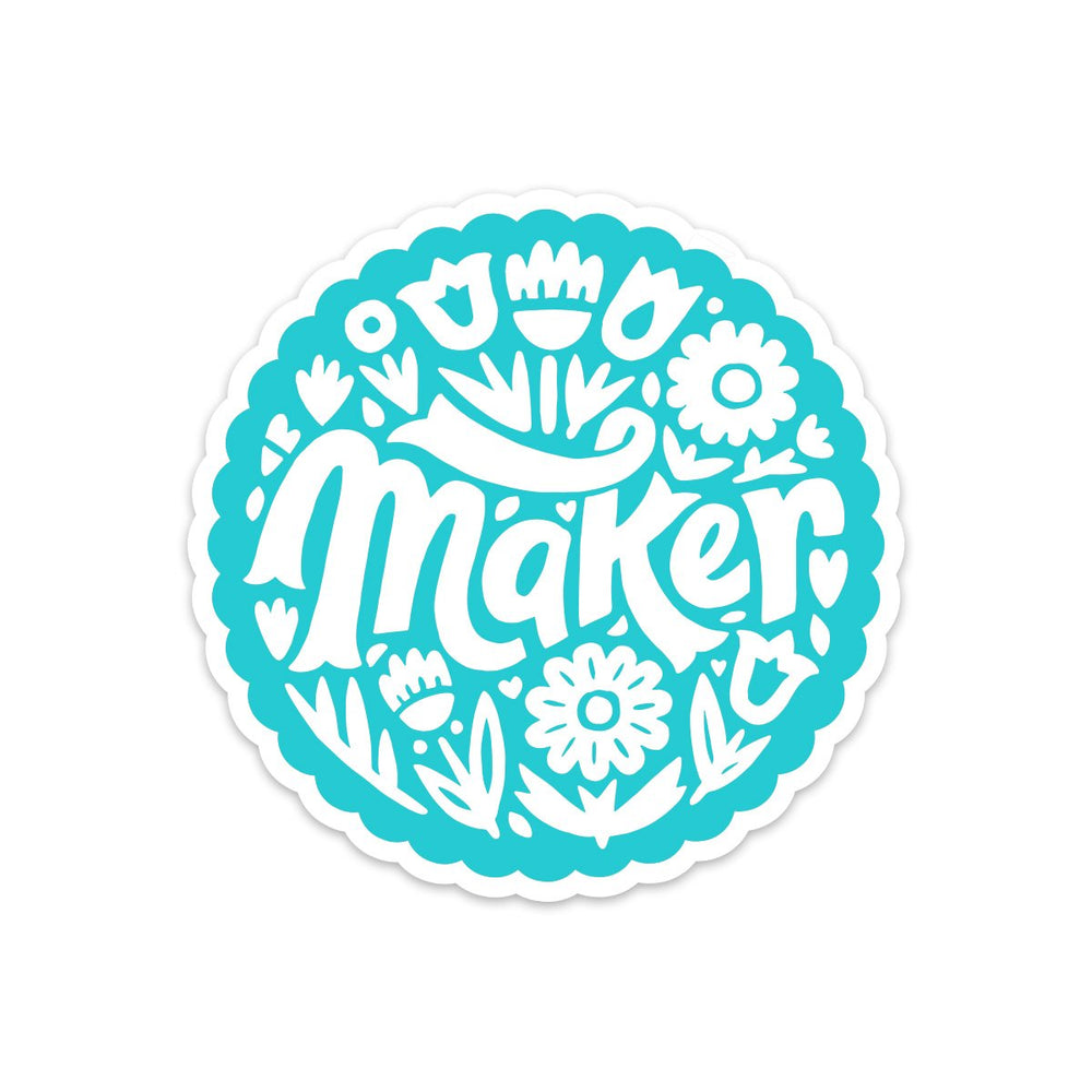 Maker - Sticker