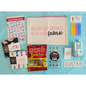 Quilter Box - August 2019