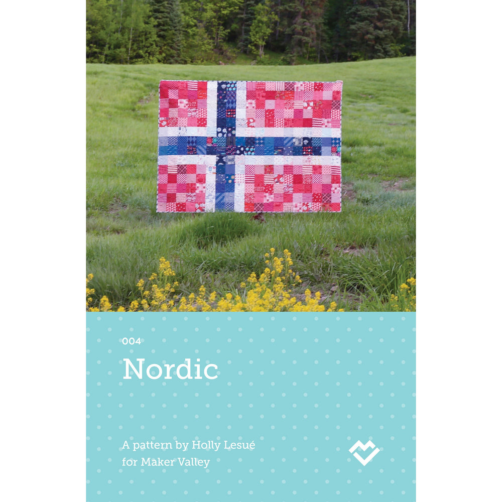 Nordic - Quilt Pattern
