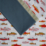 Northwest Salmon - Pillow Case Kit