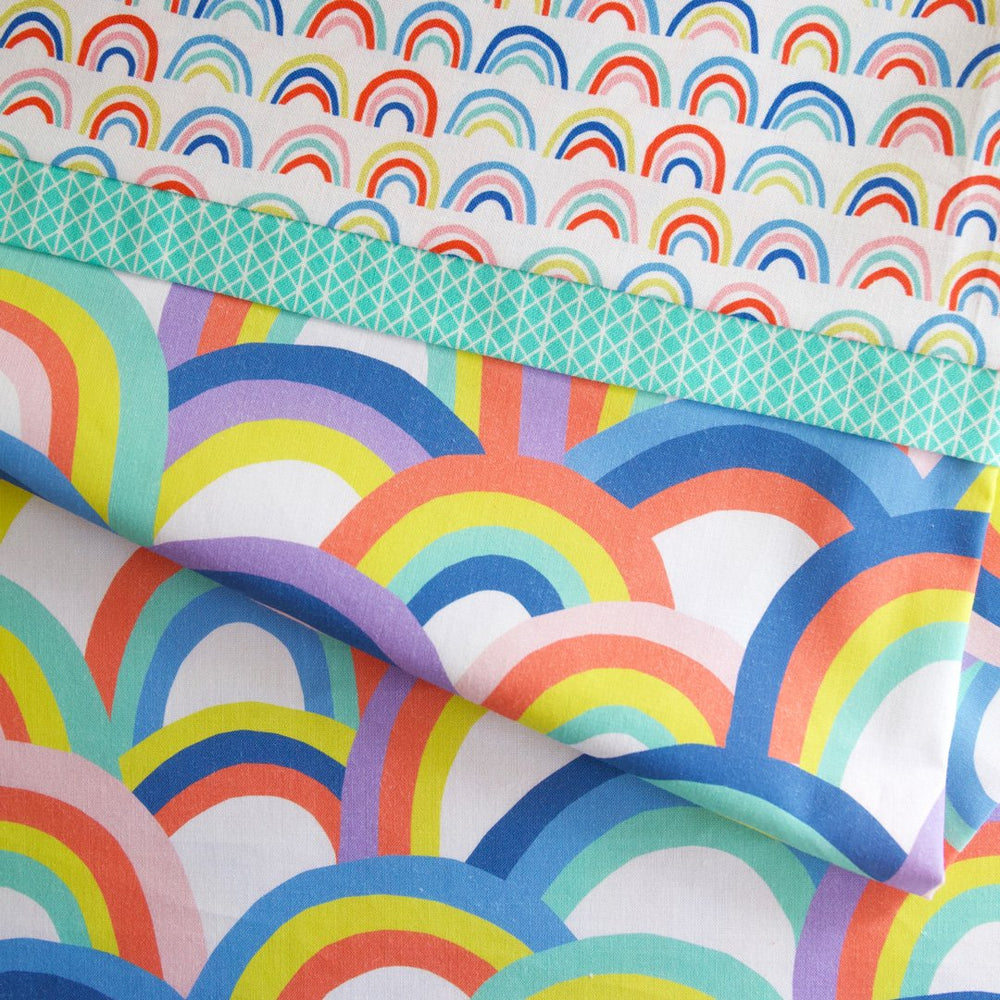 Over the Rainbow - Pillow Case Kit