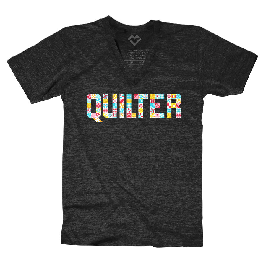 Quilter Blocks T-shirt
