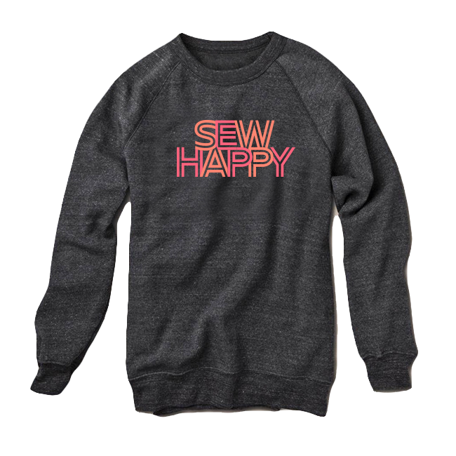 Sew Happy Sweatshirt
