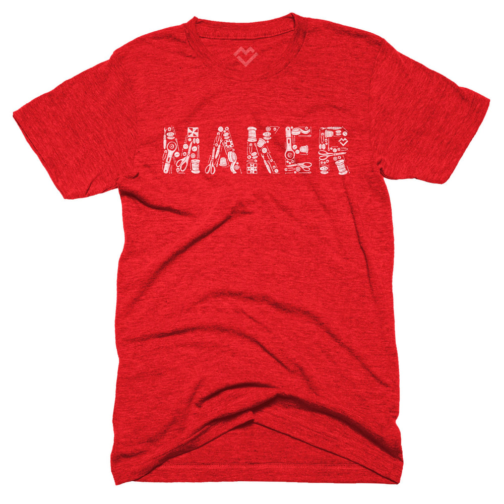 Sewing Maker T-shirt - Maker Valley