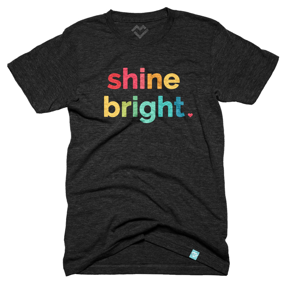 Shine Bright T-shirt (by Just Add Sunshine)