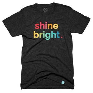 Shine Bright T-shirt (by Just Add Sunshine) - Maker Valley
