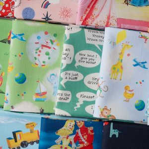 Storybook Saturated - Fat Quarter Bundle