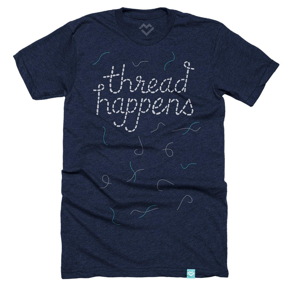 Thread Happens T-shirt