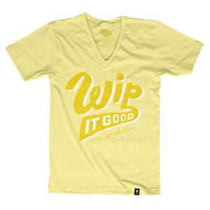 WIP It Good V-neck T-shirt - Maker Valley