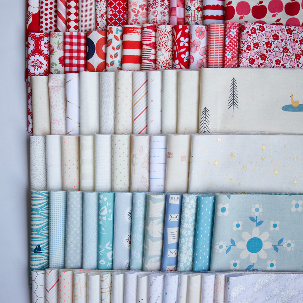 Yankee Doodle Dandy Quilt Kit (Washed Out)