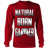 Natural  Born Gamer