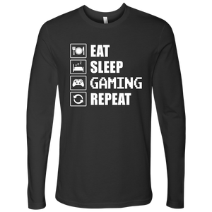 Eat Sleep Gaming Repeat