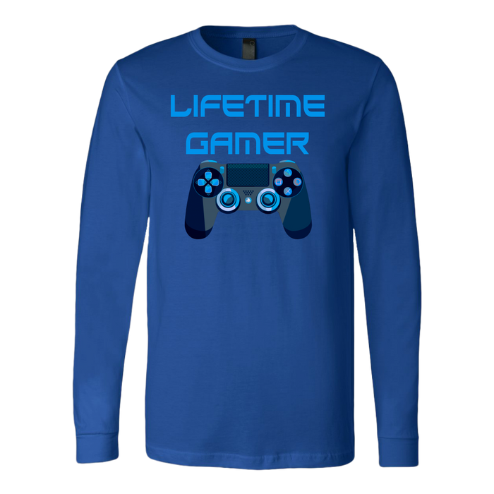 Lifetime Gamer Long-Sleeve