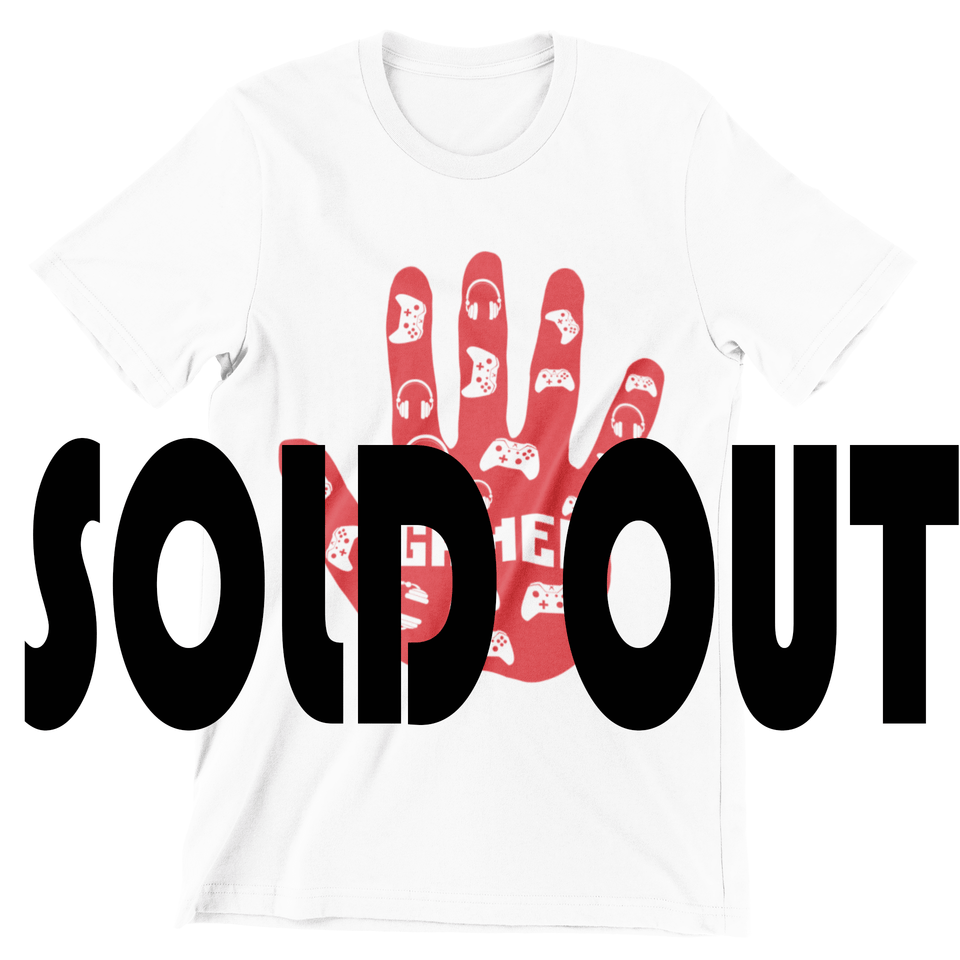 Our Popular Gamer Hand is Sold Out