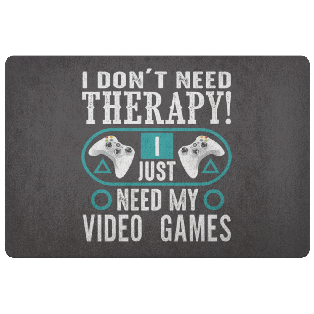 Therapy  Doormat