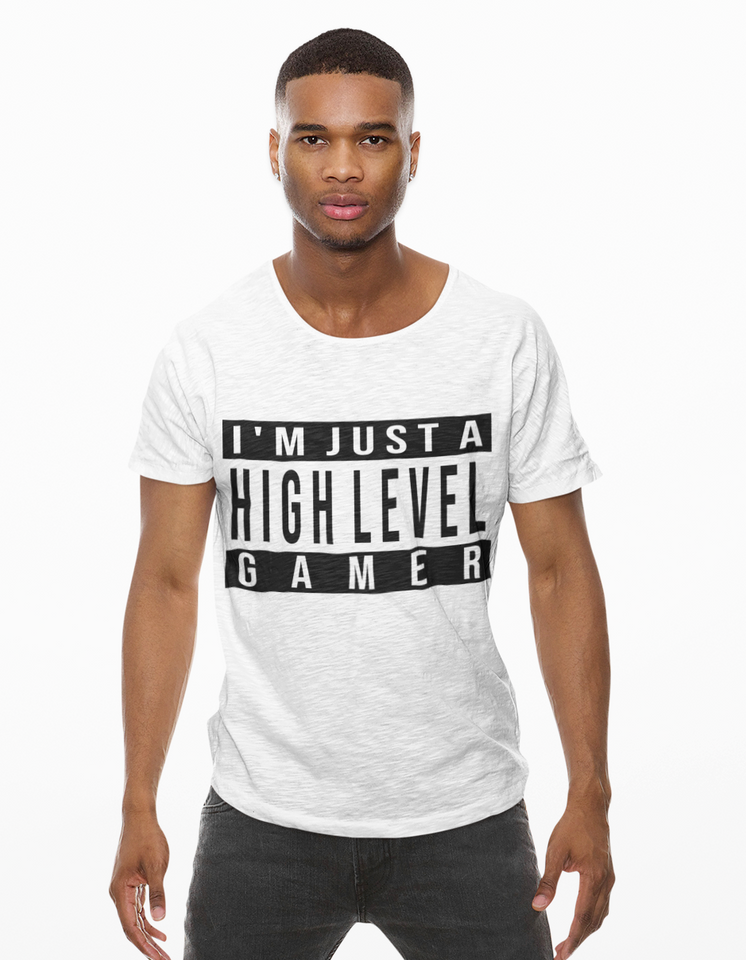 High Level Gamer