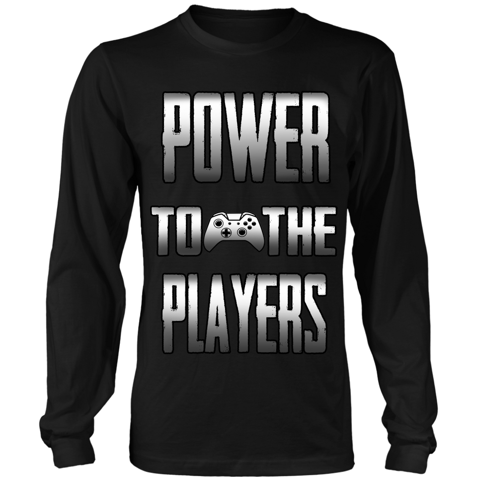 Power to the Players