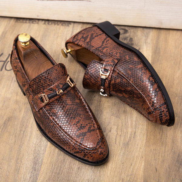 men's shoe bespoke leather business