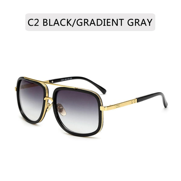 New Fashion Big Frame Sunglasses