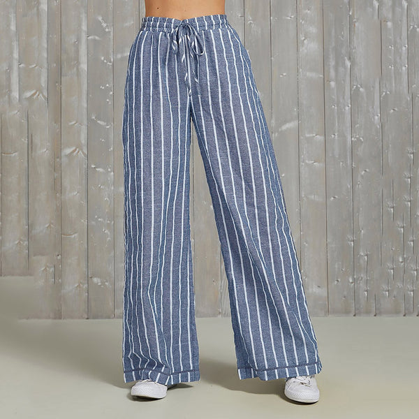 Women's casual pants Linen Pant