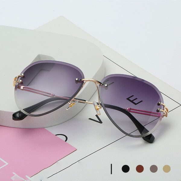 Fashion Pilot Sunglasses Women