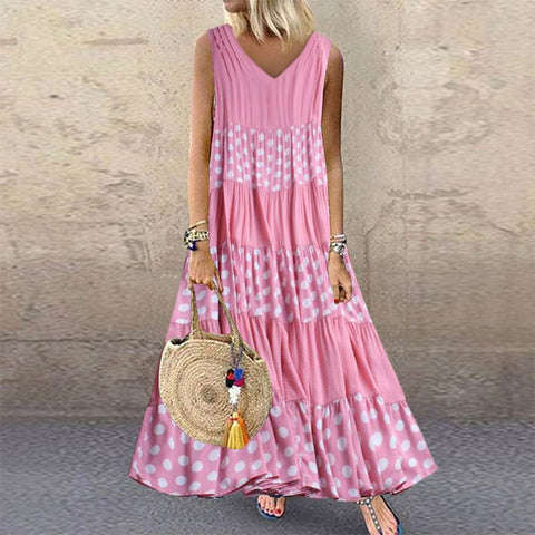 Bohemian Party Sundress