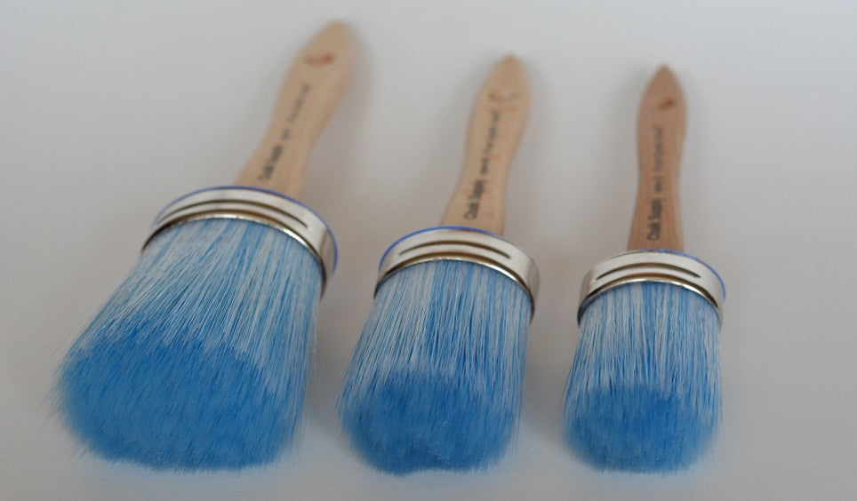NEW SYNTHETIC KREX BRISTLE BRUSHES!