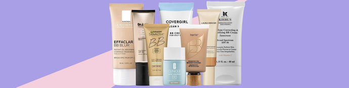 What's the difference between tinted moisturizers and BB creams?