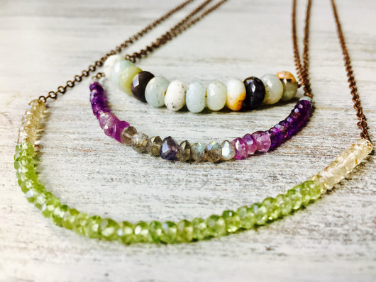 Vibe - Layering Necklaces