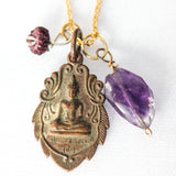 Enlighten Buddha Necklace