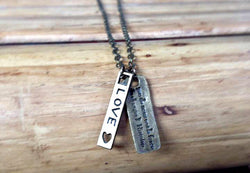 Layering LOVE Tags