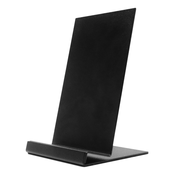 CANTILEVER BOOK STAND - BLACK / CLBS-BK