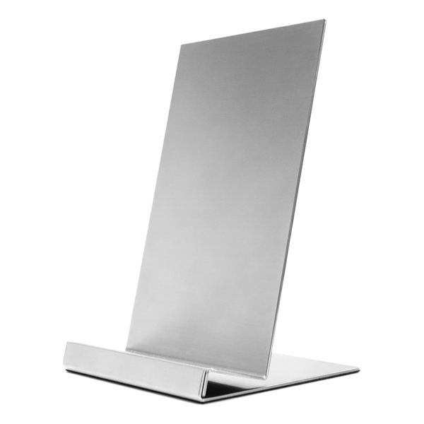 CANTILEVER BOOK STAND - HAIR LINE / CLBS-HL