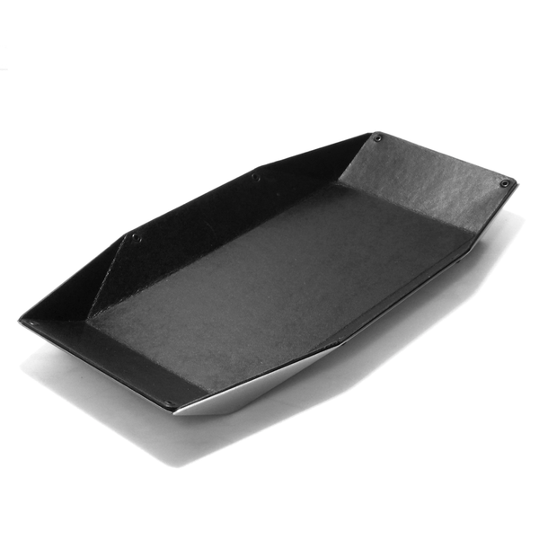 CASH TRAY - LEATHER BLACK / CLCT-LBK