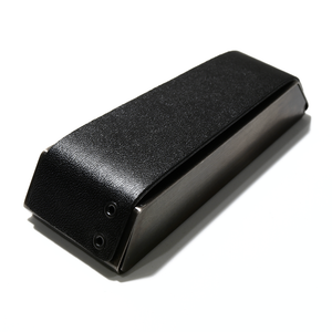 SWING KEY CASE - LEATHER BLACK OUT / CLSK-LBO