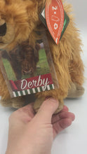 Load and play video in Gallery viewer, Derby Plush Highland Cow
