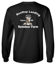 Load image into Gallery viewer, Adult Long Sleeve T-Shirt - Black Logo