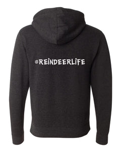 Hooded Sweatshirt - Charcoal Heather