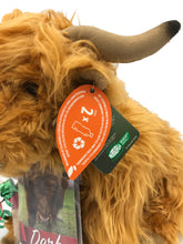 Load image into Gallery viewer, Derby Plush Highland Cow