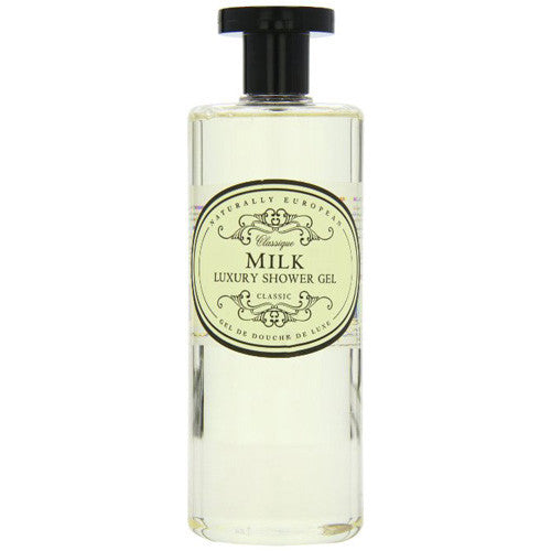 Naturally European Milk Luxury Shower Gel