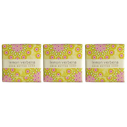 Greenwich Bay Lemon Verbena Spa Soap