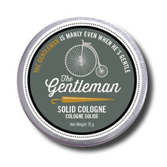 Walton Wood Farm The Gentleman 2.5 Oz Men's Solid Cologne