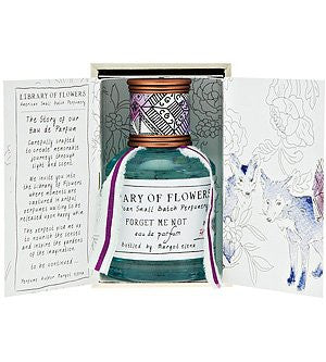 Library of Flowers Eau de Parfum-Forget Me Not