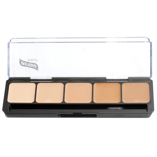 HD High-Definition Glamour Creme Palette Warm #2