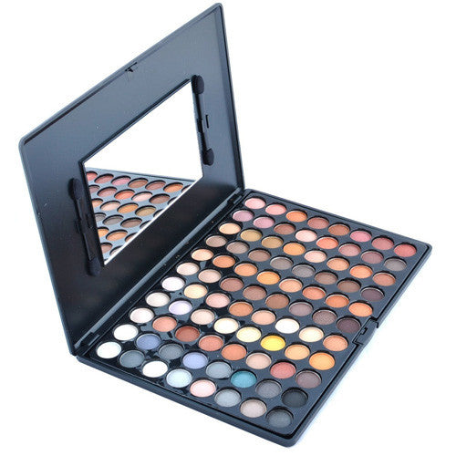 Beauty Treats 88 Colors Professional Makeup Warm Eye Shadow Palette