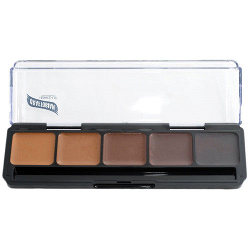 HD High-Definition Glamour Creme Palette Neutral