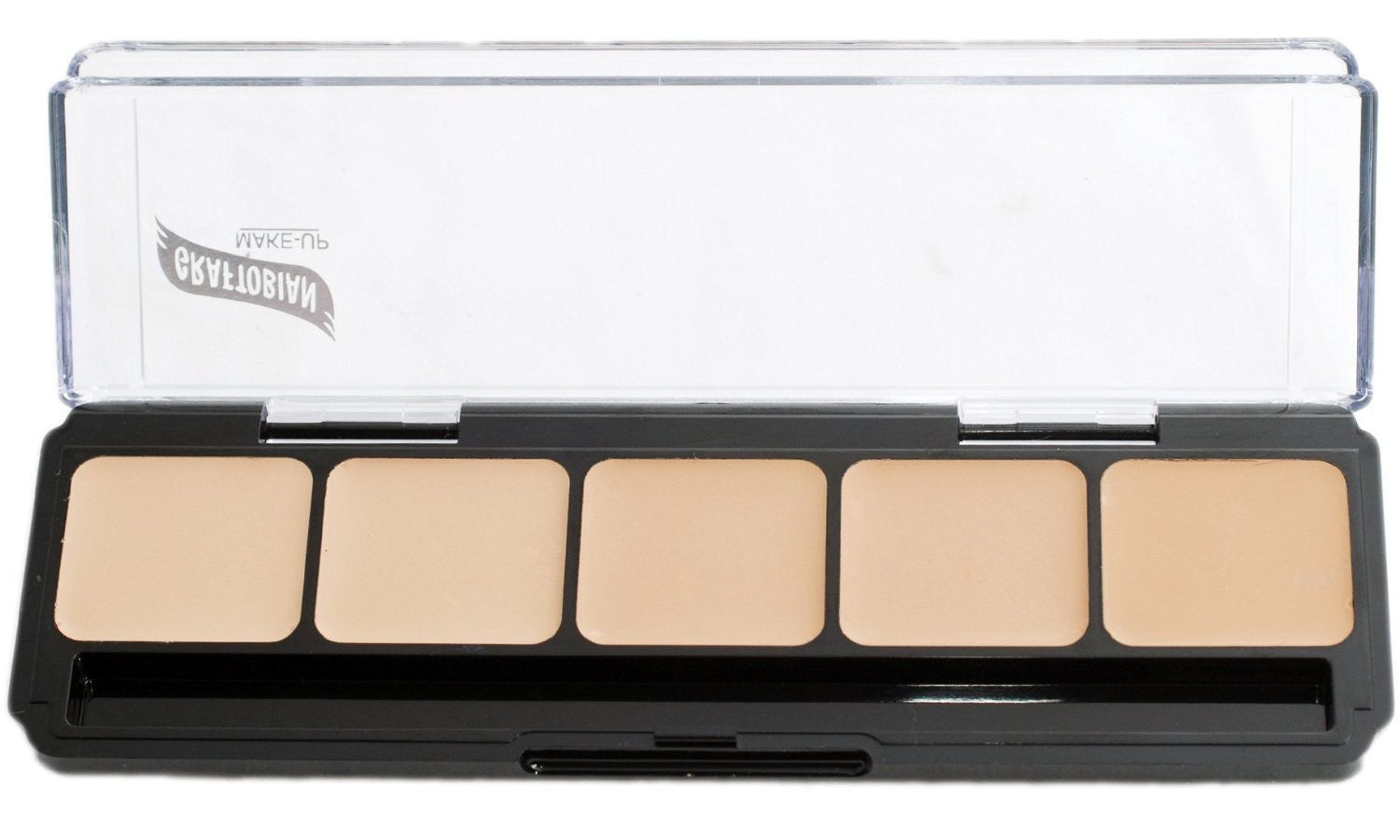 HD High-Definition Glamour Creme Palette Neutral #2