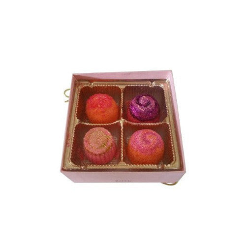 Bathtub Candy Hydrating Bath Bombs Box of Bubbly