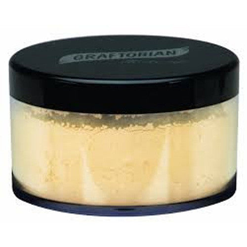 Graftobian Ultra Fine Luxe Cashmere Powder Banana Cream Pie