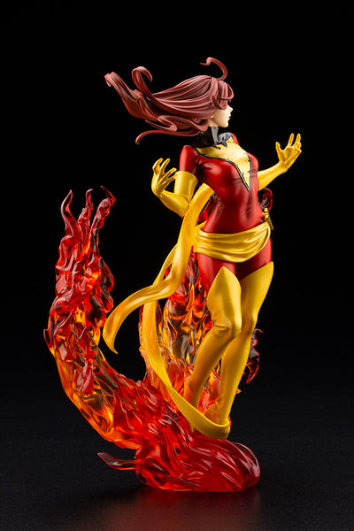 X-Men - Dark Phoenix - Bishoujo Statue - Marvel x Bishoujo - 1/7 Left Side